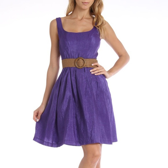 Nine West Purple Dress